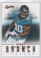 Andre Branch /399