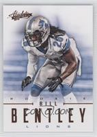 Rookies - Bill Bentley /399