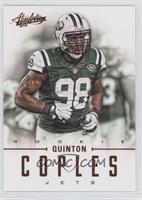 Rookies - Quinton Coples /399