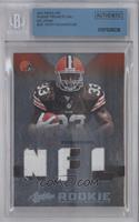 Trent Richardson /50 [BGS AUTHENTIC]