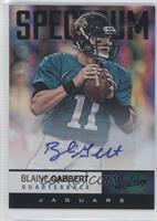 Blaine Gabbert /10