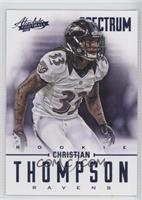 Christian Thompson /100