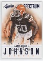 James-Michael Johnson /100