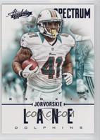 Jorvorskie Lane /100