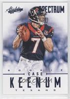 Case Keenum /100