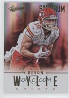 Devon Wylie /25