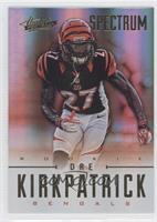 Dre Kirkpatrick /25
