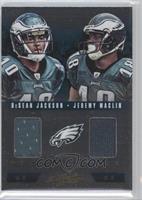 DeSean Jackson, Jeremy Maclin /50
