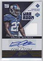 David Wilson /49