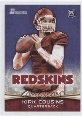 2012 Bowman - [Base] - Purple #145 - Kirk Cousins