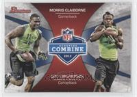 Morris Claiborne, Dre Kirkpatrick