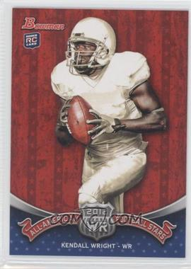2012 Bowman All-American Football Stars #BAA-KW - Kendall Wright
