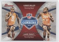 Lamar Miller, Chris Rainey