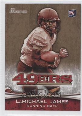 2012 Bowman Gold #132 - LaMichael James
