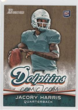 2012 Bowman Gold #135 - Jacory Harris