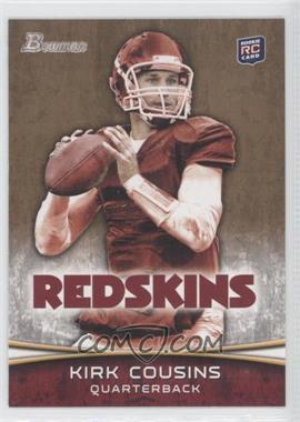 2012 Bowman Gold #145 - Kirk Cousins