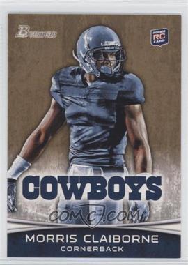 2012 Bowman Gold #160 - Morris Claiborne