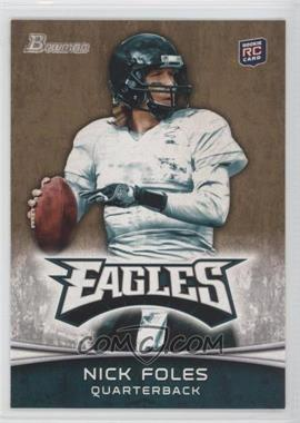2012 Bowman Gold #171 - Nick Foles