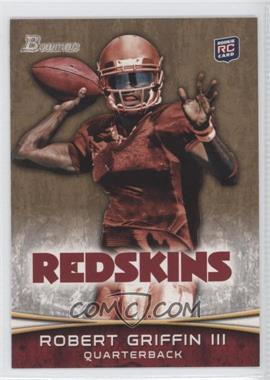 2012 Bowman Gold #200 - Robert Griffin III