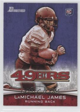 2012 Bowman Purple #132 - LaMichael James