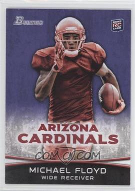 2012 Bowman Purple #140 - Michael Floyd