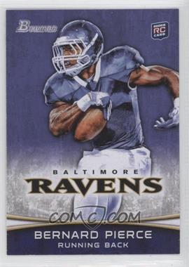 2012 Bowman Purple #149 - Bernard Pierce