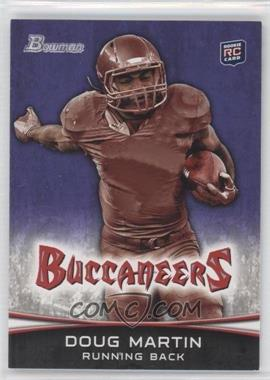 2012 Bowman Purple #155 - Doug Martin