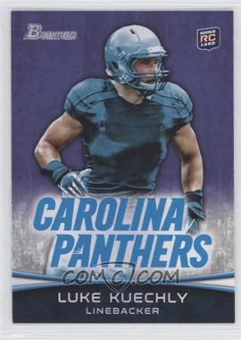 2012 Bowman Purple #190 - Luke Kuechly