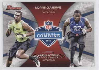 2012 Bowman Signatures Combine Competition #CC-CP - [Missing]