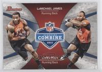 LaMichael James, Chris Polk