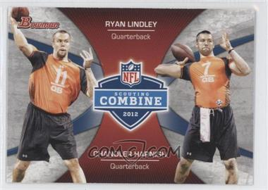 2012 Bowman Signatures Combine Competition #CC-LH - [Missing]