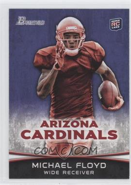2012 Bowman Signatures Purple #140 - Michael Floyd
