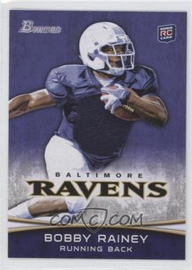 2012 Bowman Signatures Purple #163 - Bobby Rainey