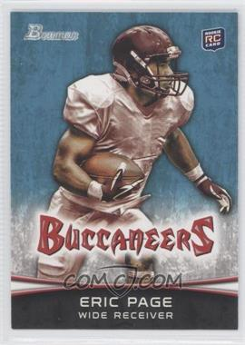 2012 Bowman Signatures #141 - Eric Page