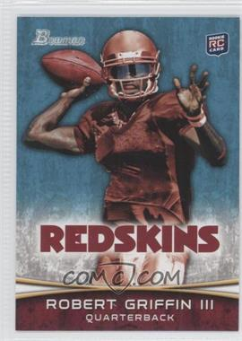 2012 Bowman Signatures #200 - Robert Griffin III