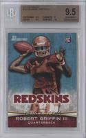 Robert Griffin III (Throwing) [BGS 9.5]