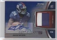 David Wilson /99