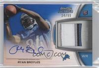 Ryan Broyles /99