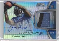 Ryan Broyles /36