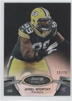 Jerel Worthy /75