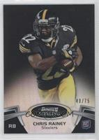 Chris Rainey /75