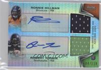 Ronnie Hillman /110