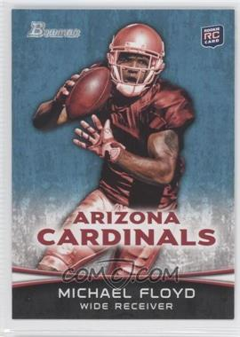 2012 Bowman #140.2 - Michael Floyd (Ball in Right Hand)