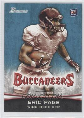 2012 Bowman #141 - Eric Page