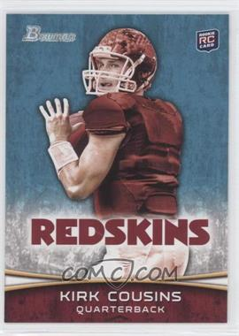 2012 Bowman #145.2 - Kirk Cousins (Facing Right/Licking Lips)