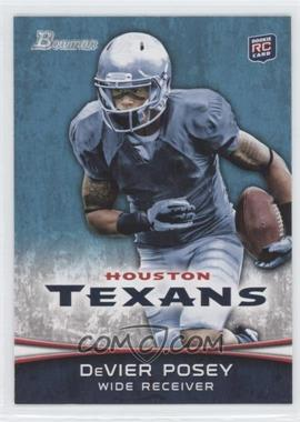 2012 Bowman #181.2 - DeVier Posey (Ball in Left Hand)