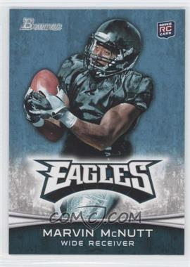 2012 Bowman #189.2 - Marvin McNutt (Both Hands on Ball)
