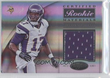 2012 Certified Certified Rookie Materials #7 - Jarius Wright /299
