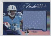 Kendall Wright #9/49