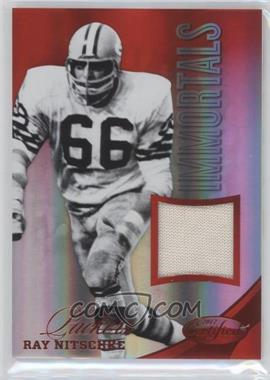 2012 Certified Materials Mirror Red #237 - Ray Nitschke /149